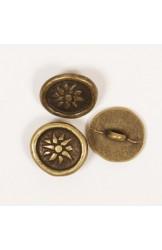 Inca - metálico con hebilla