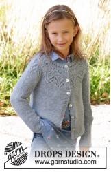 Agnes-chaqueta para niña