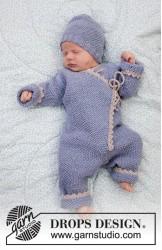 Baby Talk body y gorro
