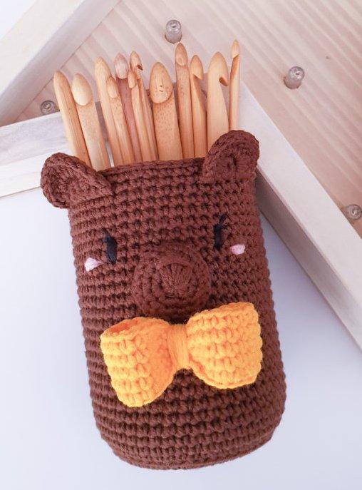 Portalápices Mr Bear